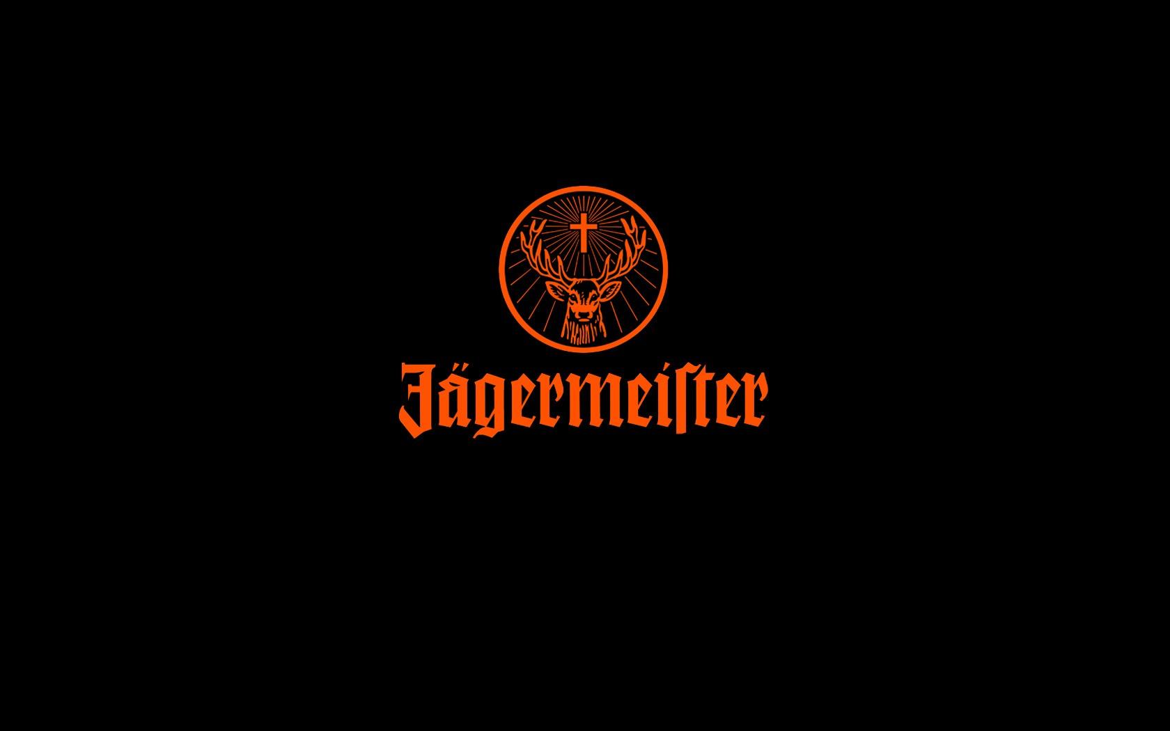 Car Brand Logos Wallpaper Wallpaper Text Logo Alcohol Brand Jagermeister