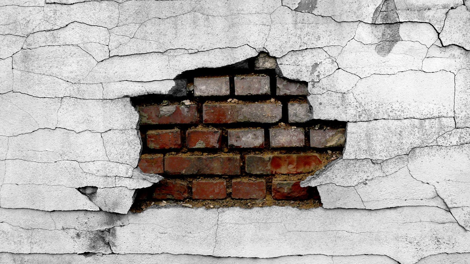 Black Hole Wallpaper Android Wallpaper Window Rock Bricks Wood Texture Broken
