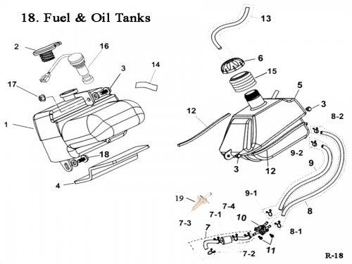 go kart fuel filter