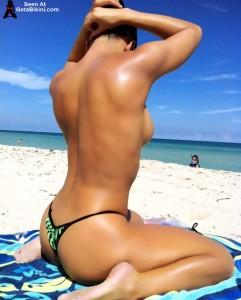 asian nude contest