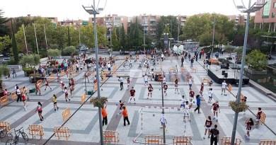 Se aplaza la Fiesta del Deportes por la salud