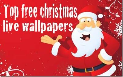 10 Best Free Christmas Live wallpaper for Android | GetANROIstuftf
