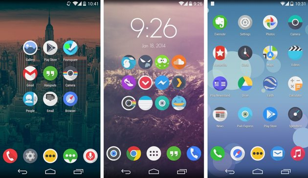 Nova Launcher 3d Wallpaper How To Change App Icons On Android Without Rooting