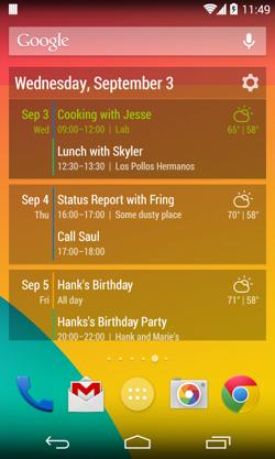 Add New Calendar Event Widgets Events Archive Uptown Night Club 14 Best Free Calendar App For Android And Widgets