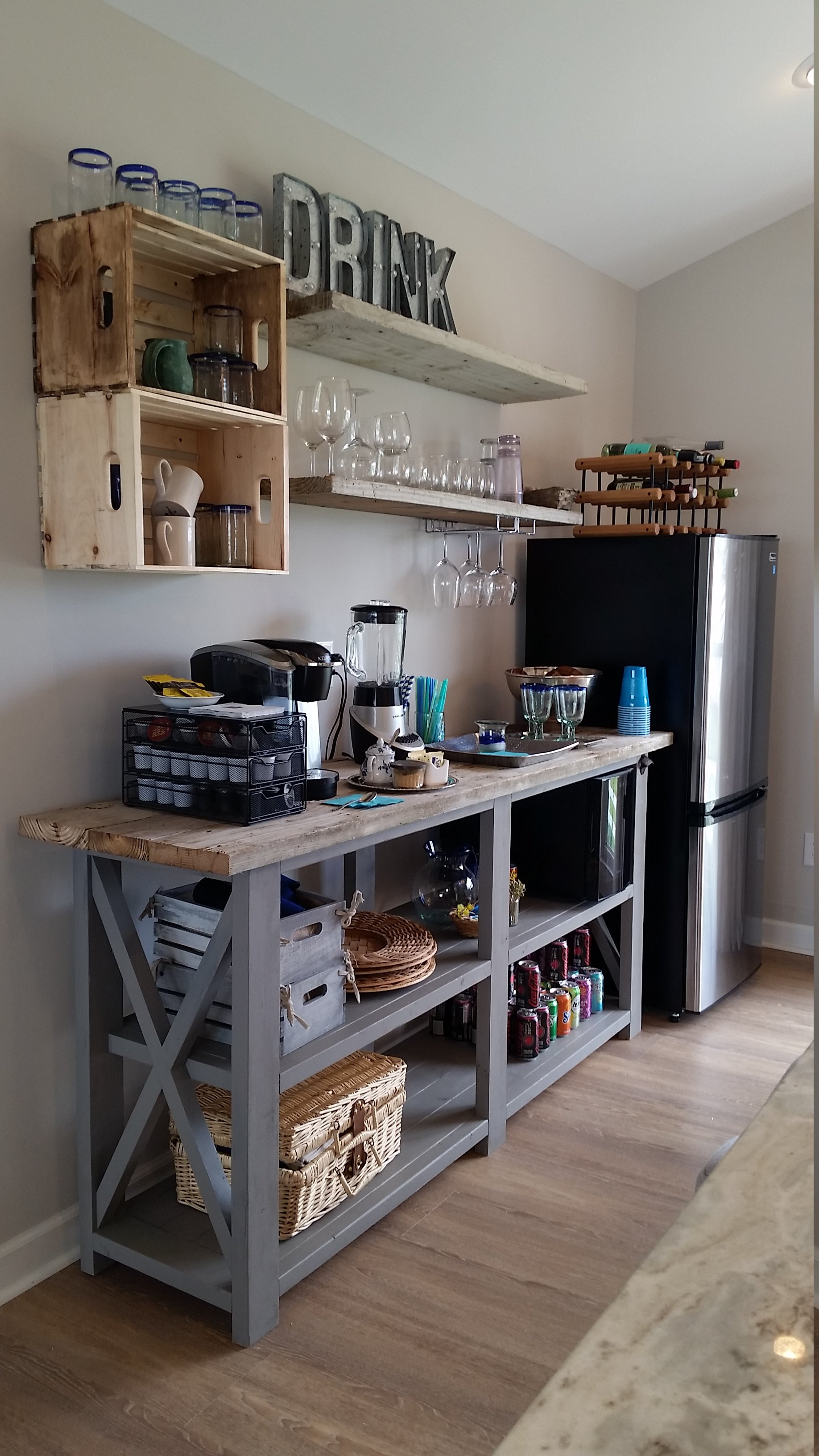 Coffee Station 40 Brilliant Coffee Station Ideas For All Coffee Lovers To Try At