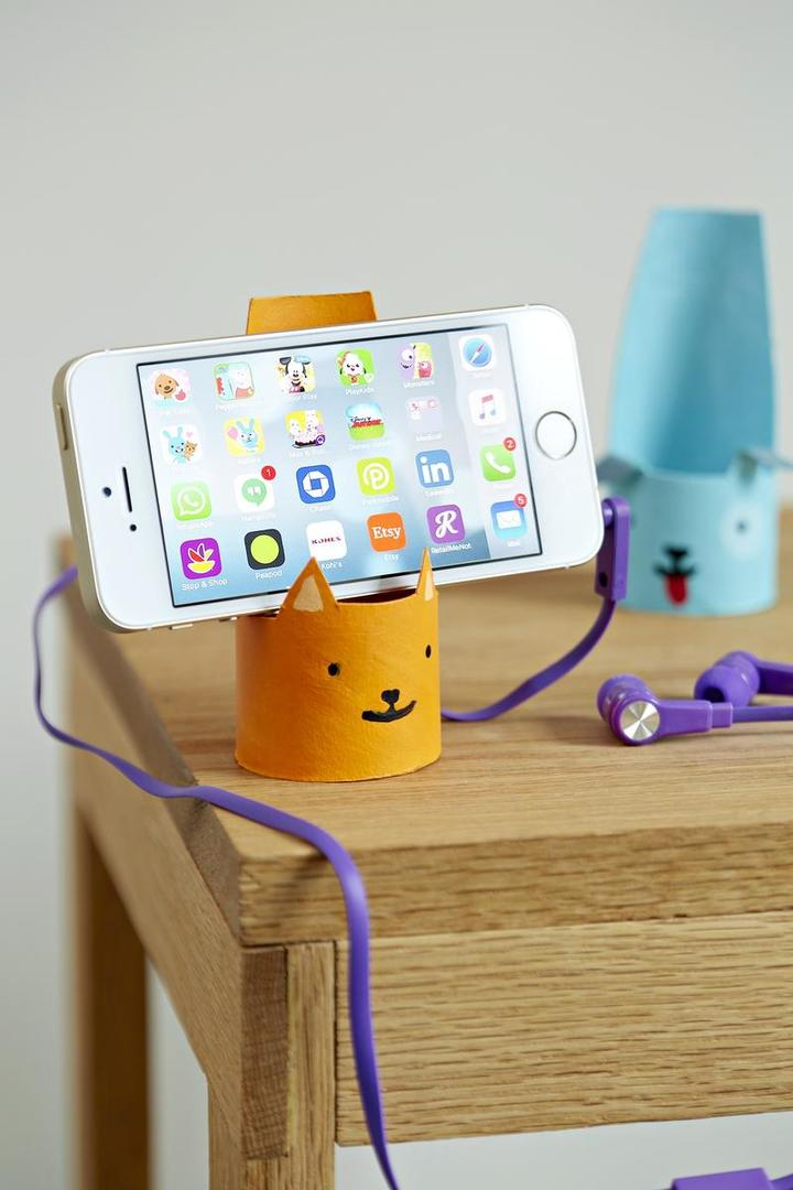 Homemade Pencil Holders 50 Creative Diy Phone Stand Tripod And Holder Ideas Easy To Make