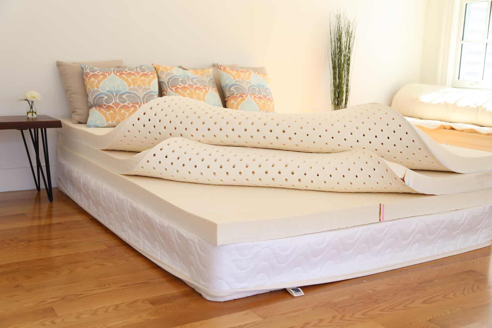 Foam Or Latex Mattresses 5 Best Latex Mattress From Experts 2019 Updated