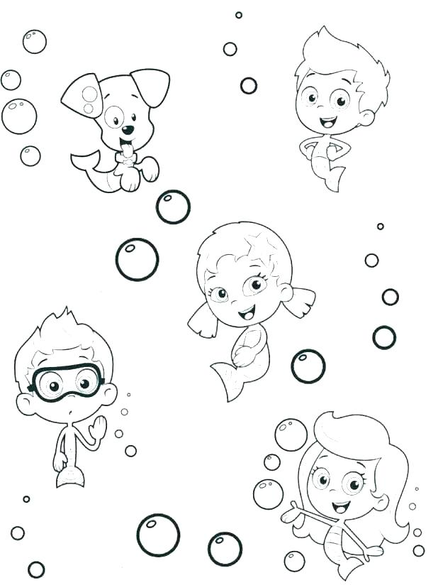 Bubble Coloring Pages At GetColorings Free Printable Colorings28+ ...