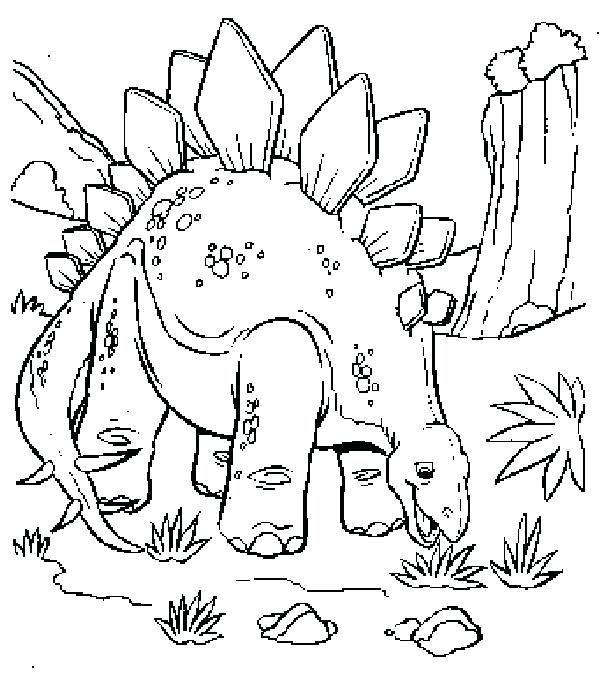 Free Printable Dinosaur Coloring Pages at GetColorings Free