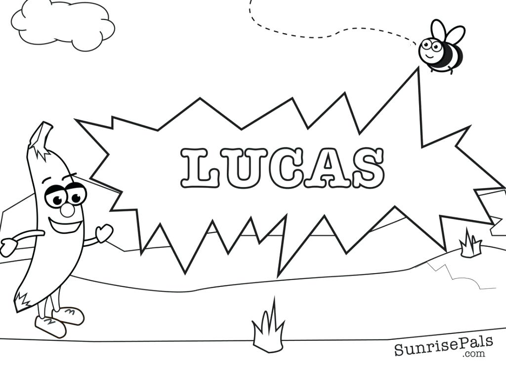 Free Printable Name Coloring Pages at GetColorings Free