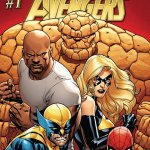 New Avengers Vol. 2 #1 – 34 + Annual + TPBs (2010-2013)