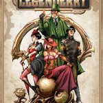 Legenderry – A Steampunk Adventure #1 – 7 (2013-2014)