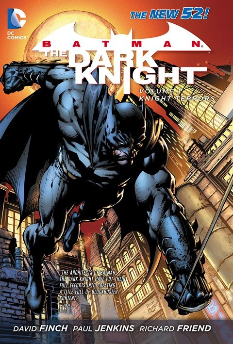 Batman – The Dark Knight (TPB) Vol. 1 – 4