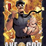 Axe Cop (Collection) (2011-2014)