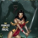 Grimm Fairy Tales Vol. 2 #4 (2017)