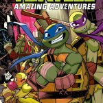 Teenage Mutant Ninja Turtles – Amazing Adventures Vol. 4 (2017)