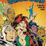 The New Guardians #1 – 12 (1988-1989)