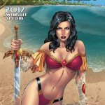 Grimm Fairy Tales 2017 Swimsuit Special (2017)