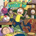 Rick and Morty – Pocket Like You Stole It #2 (2017)