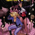 Black Canary and Zatanna – Bloodspell (2014)