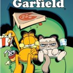 Grumpy Cat-Garfield #3 (2017)