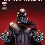 Journey to Star Wars – The Last Jedi – Captain Phasma #4 (2017)