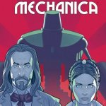 Monstro Mechanica #1 (2017)