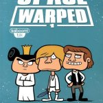 Space Warped #1 – 6 (2011)