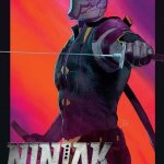 Ninjak vs. The Valiant Universe #2 (2018)