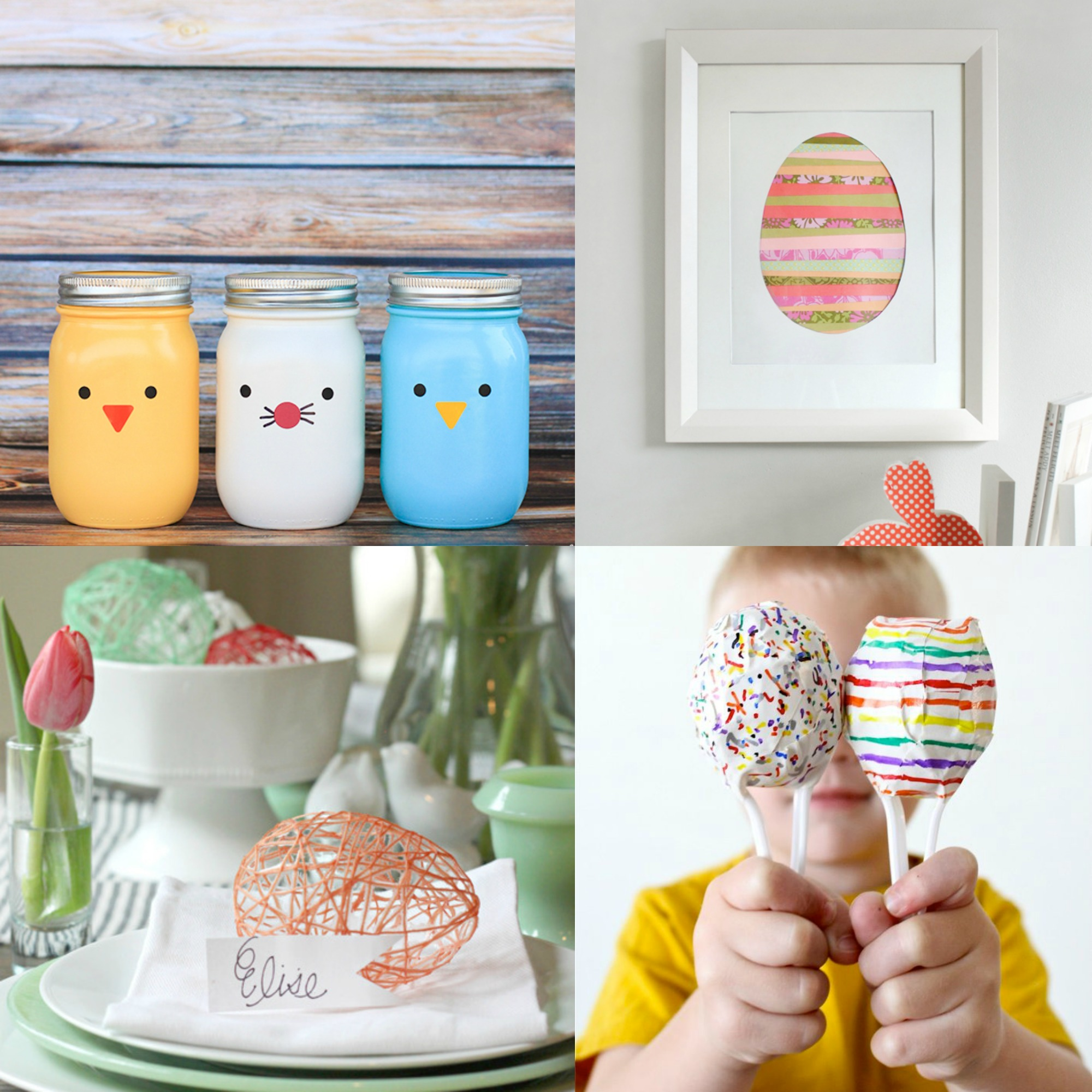 Weihnachtsbasteln Krippenkinder Diy Easter Crafts Games And More Creative Juice