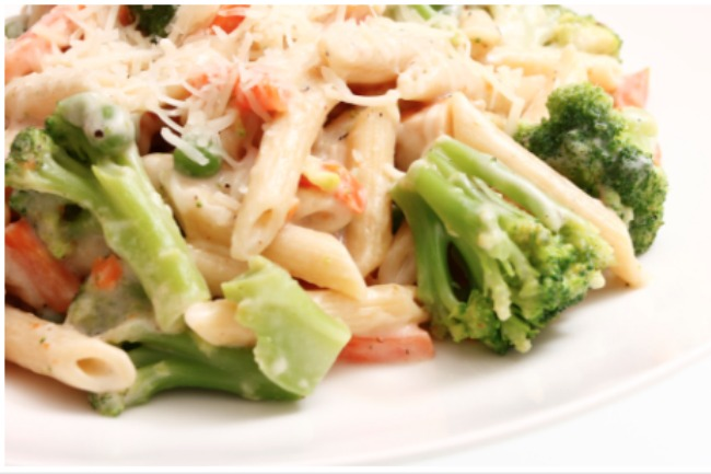Baby Only Drinks 2 Oz At A Time Crock Pot Chicken Broccoli And Pasta Get Crocked