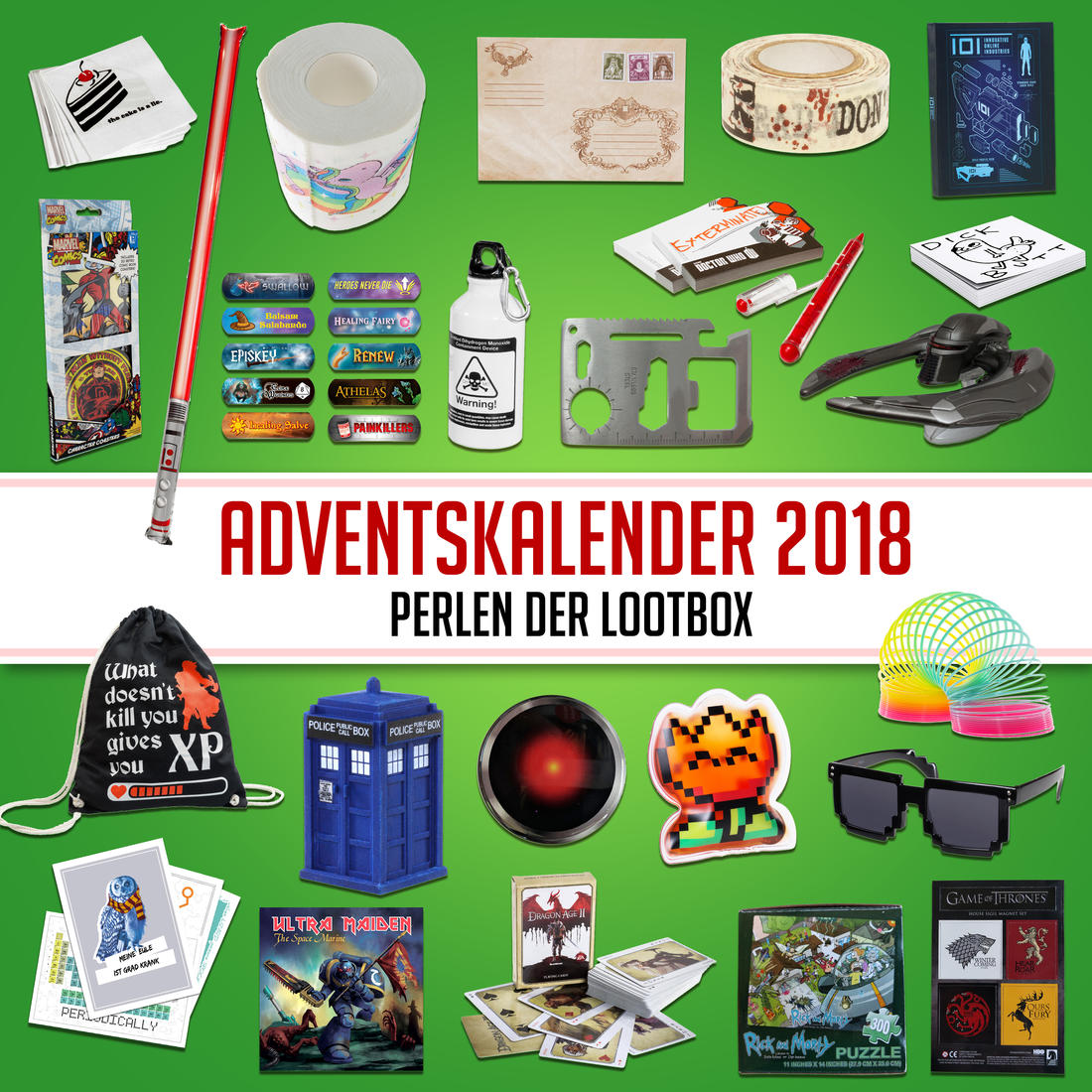 Adventskalender Bild Adventskalender 2018