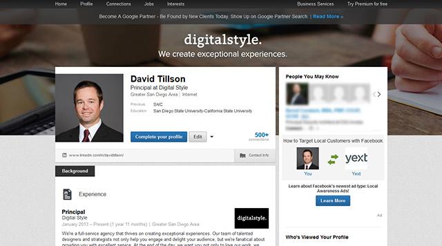 How to Create a Custom LinkedIn Background Image to Improve Branding