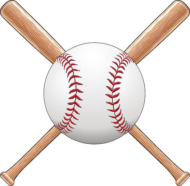Baseball And Bat Clipart at GetDrawings Free for personal use