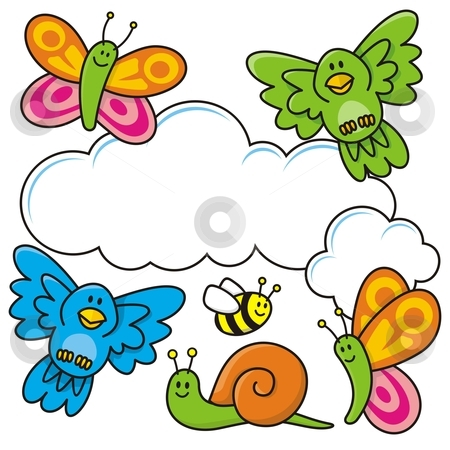 Free Springtime Clipart at GetDrawings Free for personal use