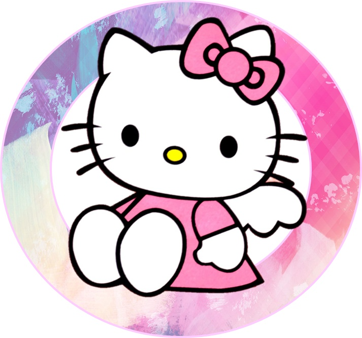 Hello Kitty Face Clipart at GetDrawings Free for personal use