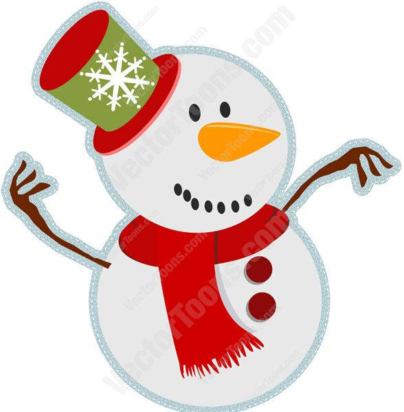 Snowman Face Clipart at GetDrawings Free for personal use - snowman face template