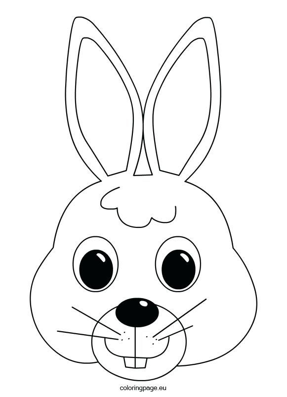 Animal Mask Coloring Pages at GetDrawings Free for personal
