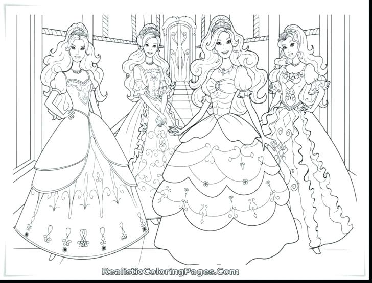 Barbie Life In The Dreamhouse Coloring Pages at GetDrawings