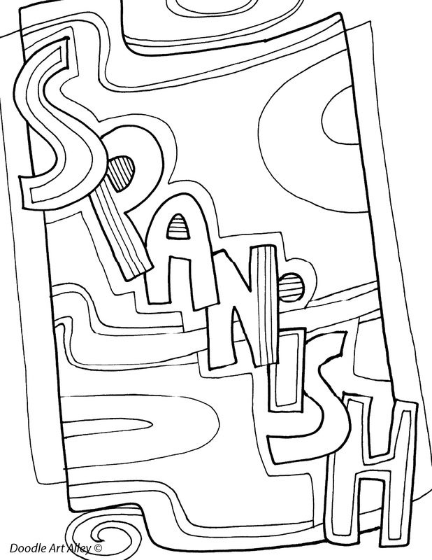 Binder Coloring Pages at GetDrawings Free for personal use