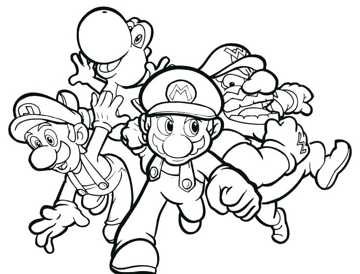 Cartoon Superheroes Coloring Pages at GetDrawings Free for