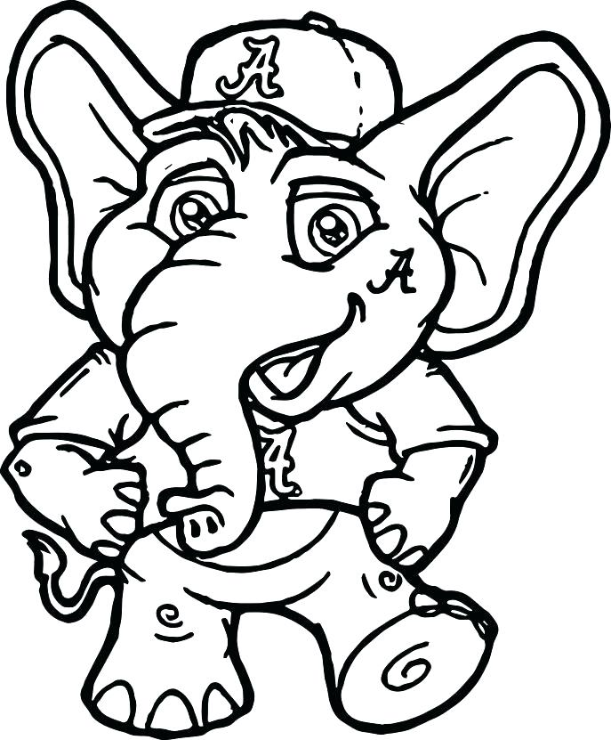 College Logo Coloring Pages at GetDrawings Free for personal