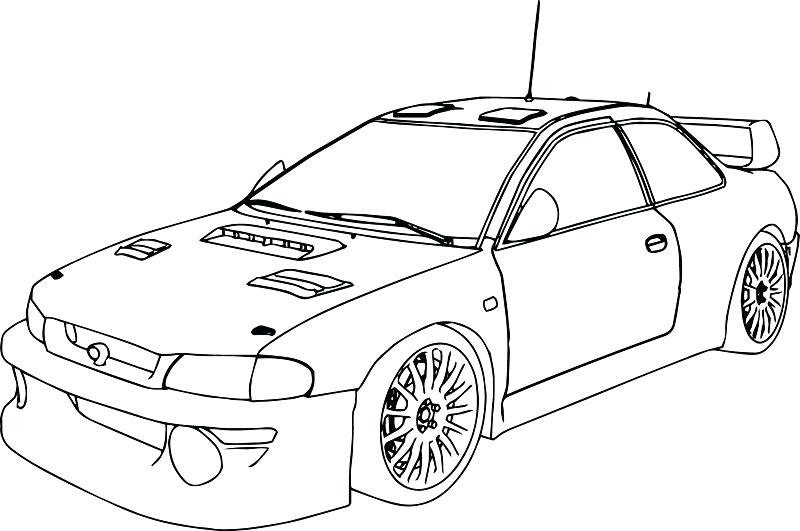 Demolition Derby Coloring Pages at GetDrawings Free for