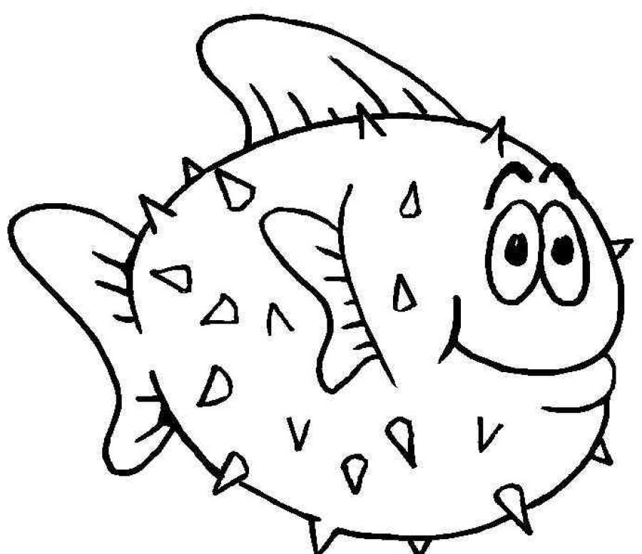 Fish Coloring Pages To Print at GetDrawings Free for personal