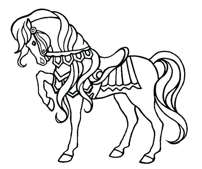 Kentucky Derby Coloring Pages Printables at GetDrawings Free