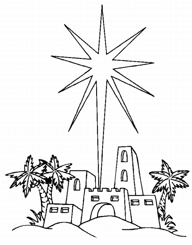 North Star Coloring Pages at GetDrawings Free for personal use