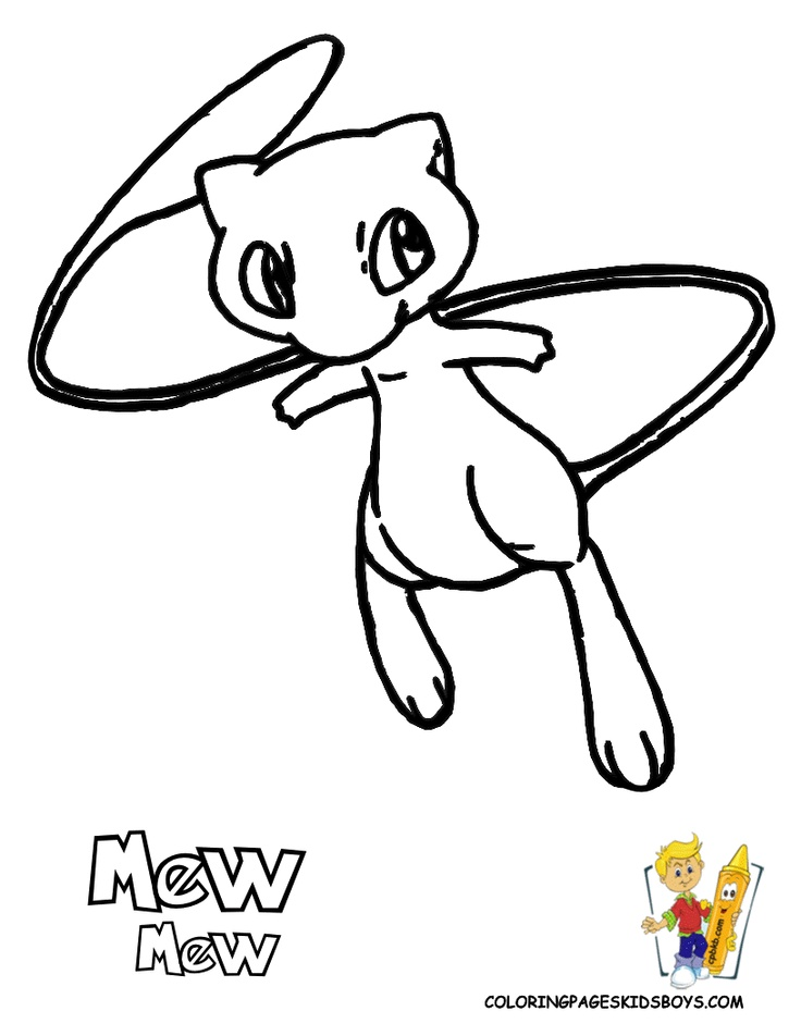 Rare Pokemon Coloring Pages at GetDrawings Free for personal