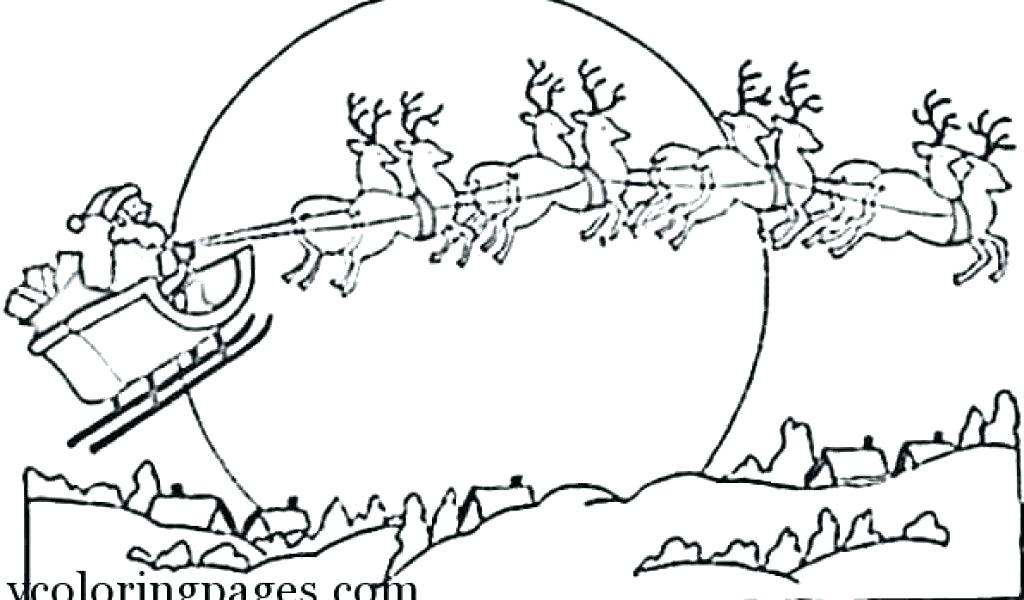 Reindeer Antlers Coloring Pages at GetDrawings Free for