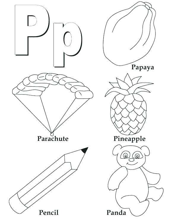 Spanish Alphabet Coloring Pages at GetDrawings Free for