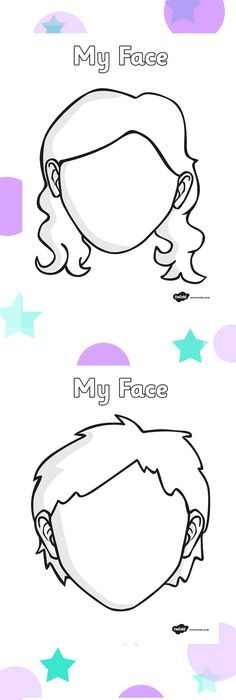Blank Face Drawing at GetDrawings Free for personal use Blank - blank face template printable